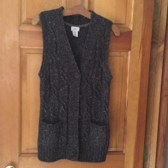 7aadac90a6 L.L. Bean Sweaters - Sweater vest
